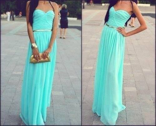 10  images about Dresses on Pinterest - Pink ball gowns- Long prom ...