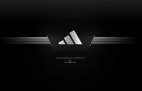 Adidas Logo Soccer Hd Wallpaper 3d Logo Brands Pinterest