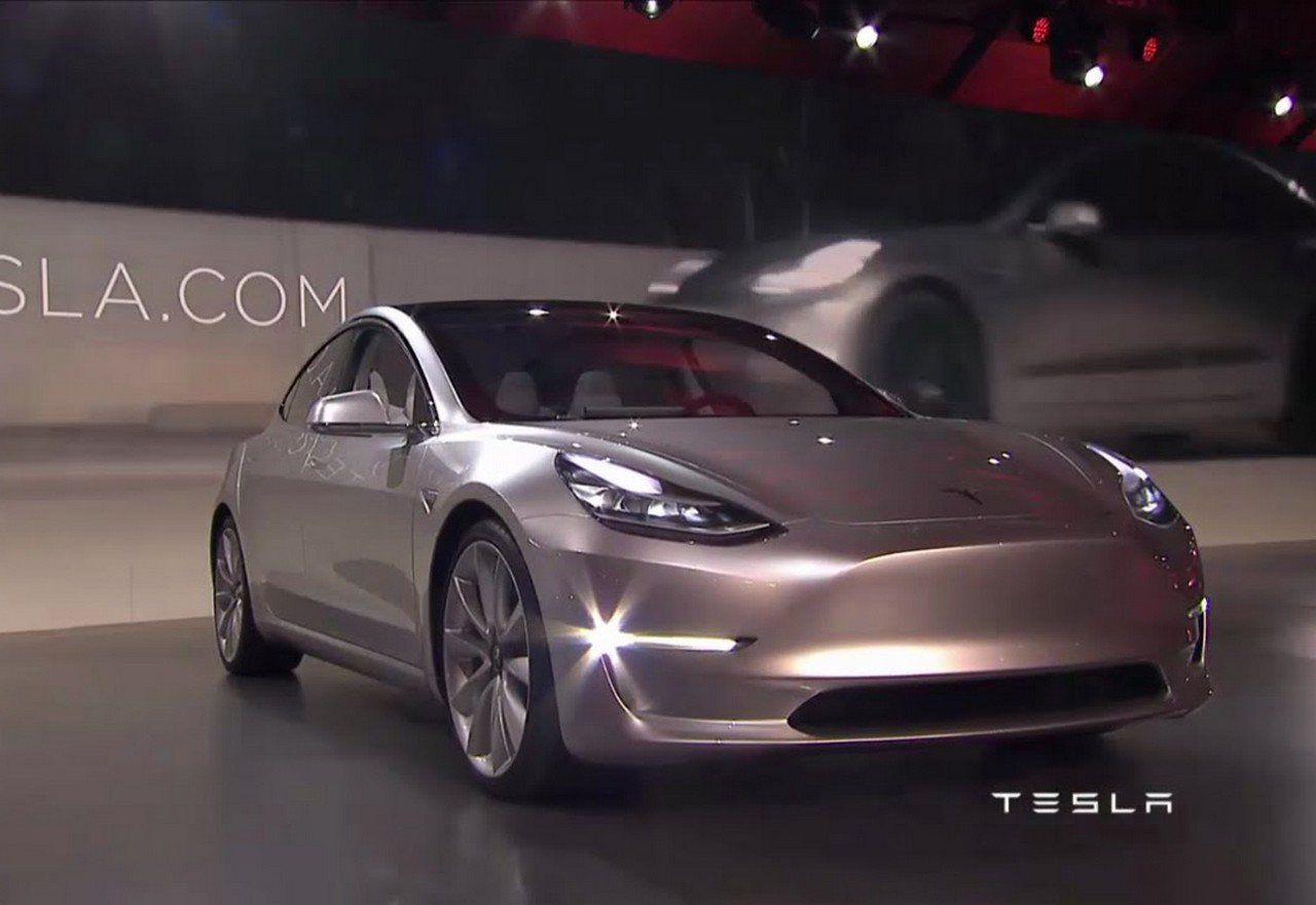 2018 Tesla Model 3 News Changes Redesign Concept Release Date