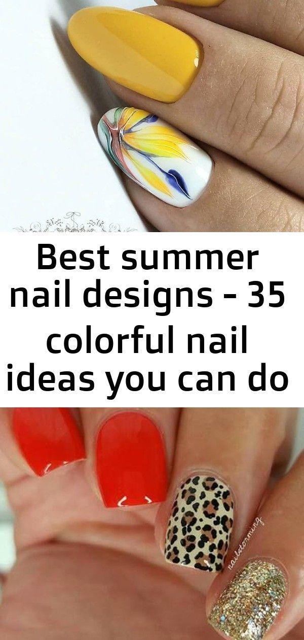 Summer Nail Ideas Summer Nails Summer Nails Colors Summer Nails Designs Summer Nails 2019 New Nails Red Class Nail Designs Summer Nail Colors Summer Nails