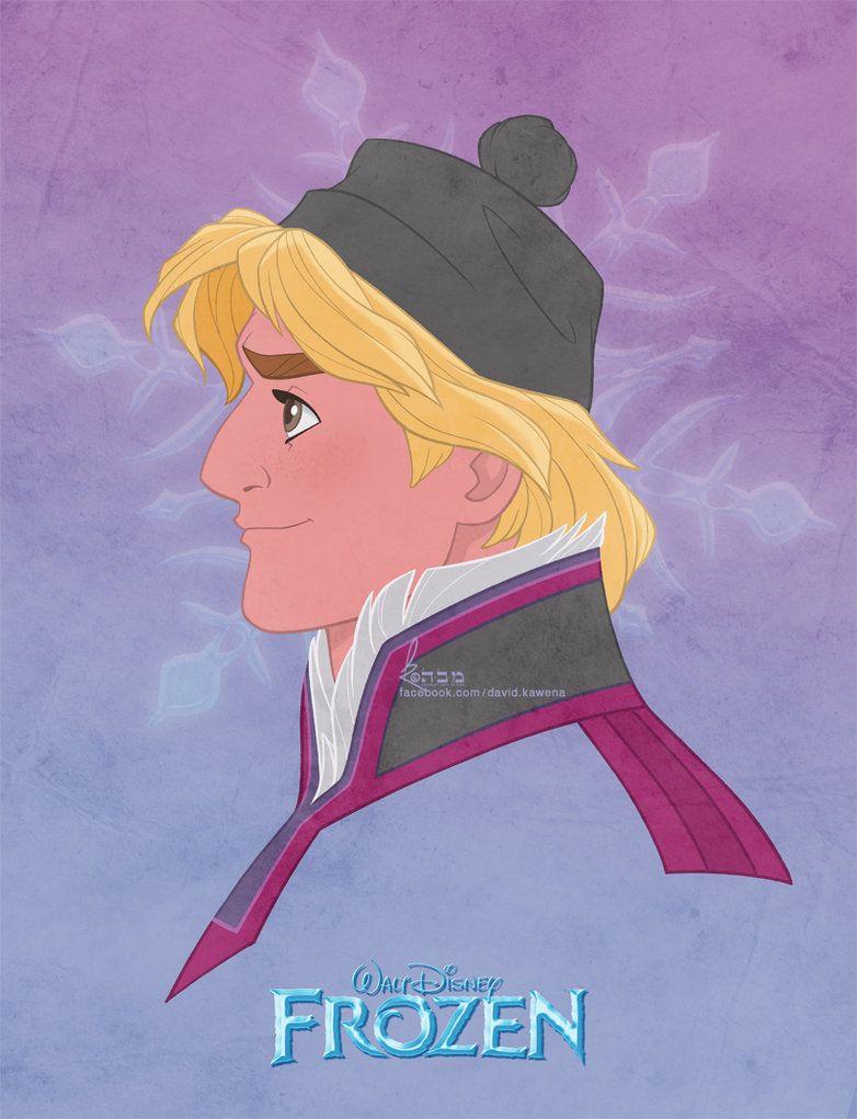 Disney's FROZEN - Kristoff by David Kawena by davidkawena on deviantART
