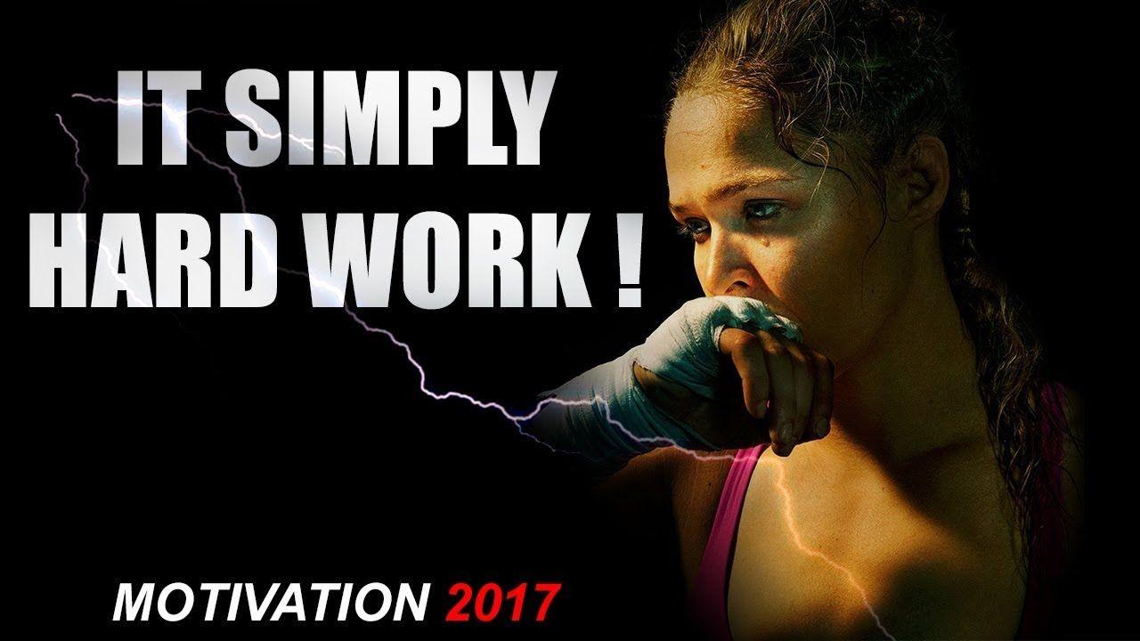 Hard Work Motivational Speech For S Motivational
