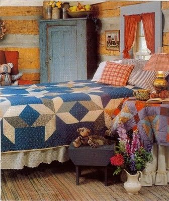 Eye For Design Decorating Your Log Home Country Decor Rustic Home Decor Country Girl Bedroom