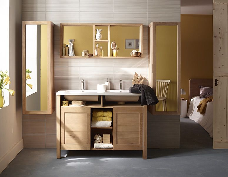 Castorama inspirations salle de bain massa inspiration salle de bain salle de bain salle - Castorama meuble salle de bain ...