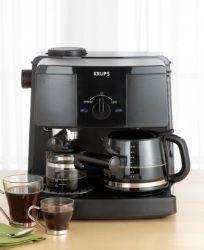 Krups XP1500 Coffee Maker   $99.99