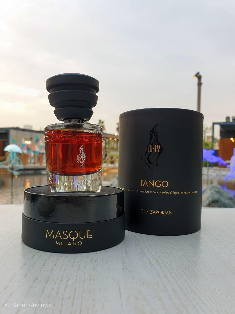 Masque Milano Tango Review