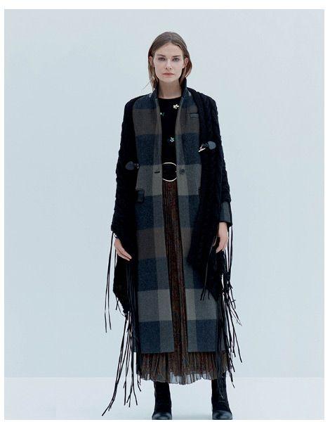 Beymen Club Ile Kis Soguklarina Hazir Olun Plaid Scarf Fashion Women