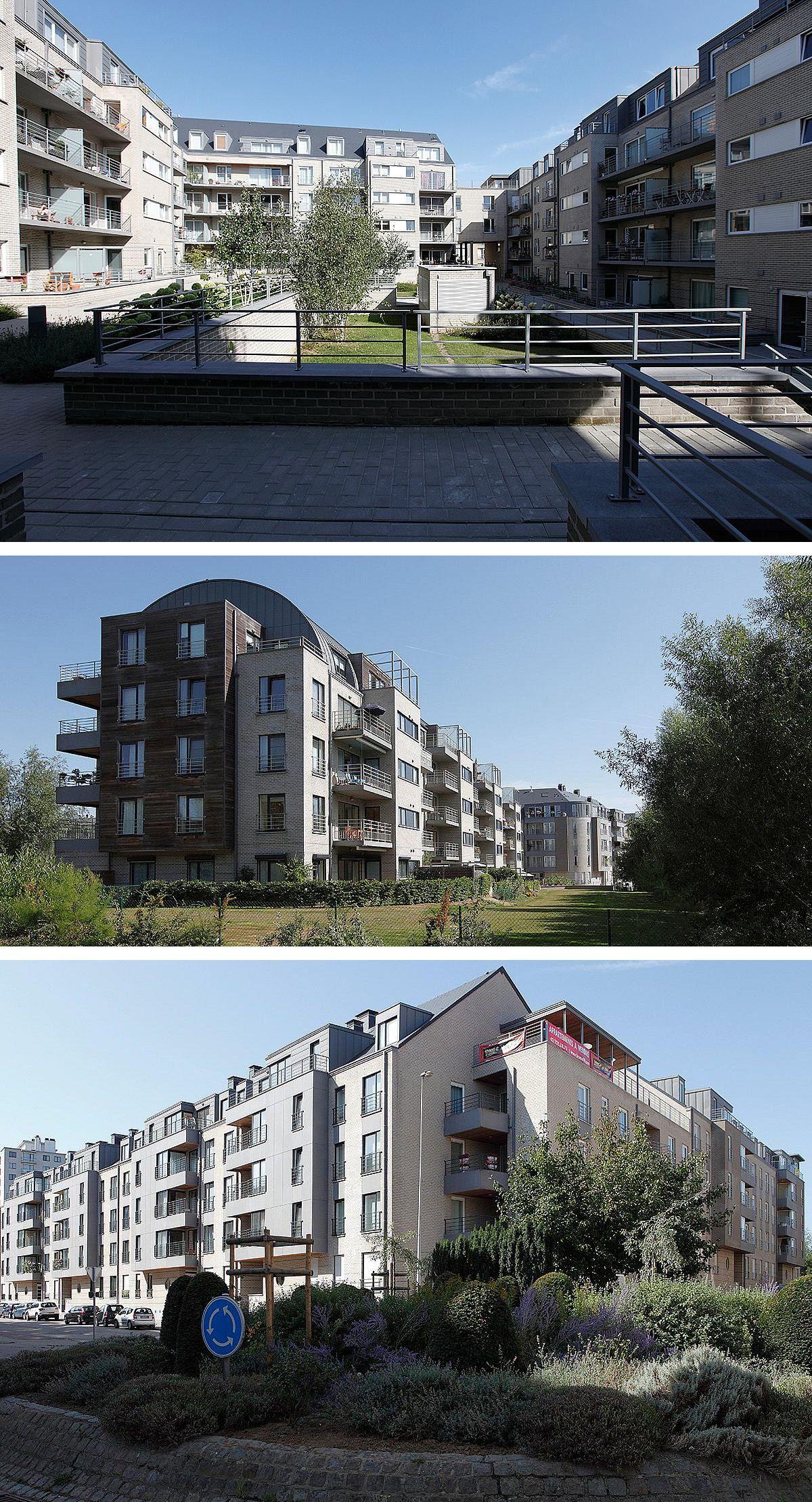Domaine du Val d\'Or à Woluwé-Saint-Lambert Développement d\'un projet ...