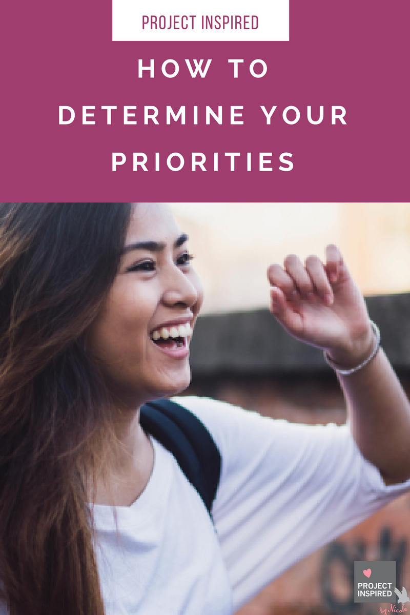 If you struggle to determine what should come first in your life, here are some steps to achieve clarity.