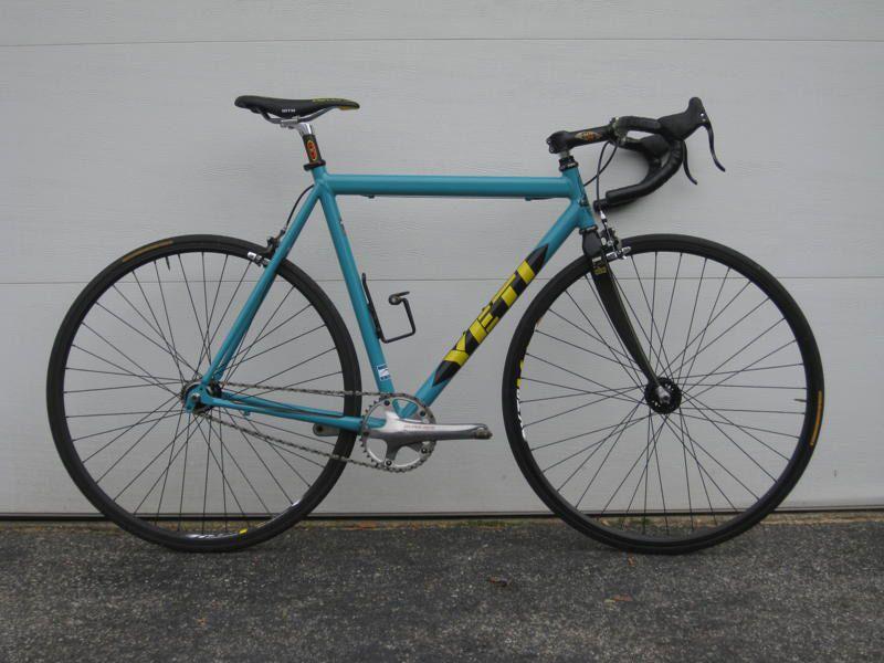 Yeti Road Bike Fahrrad