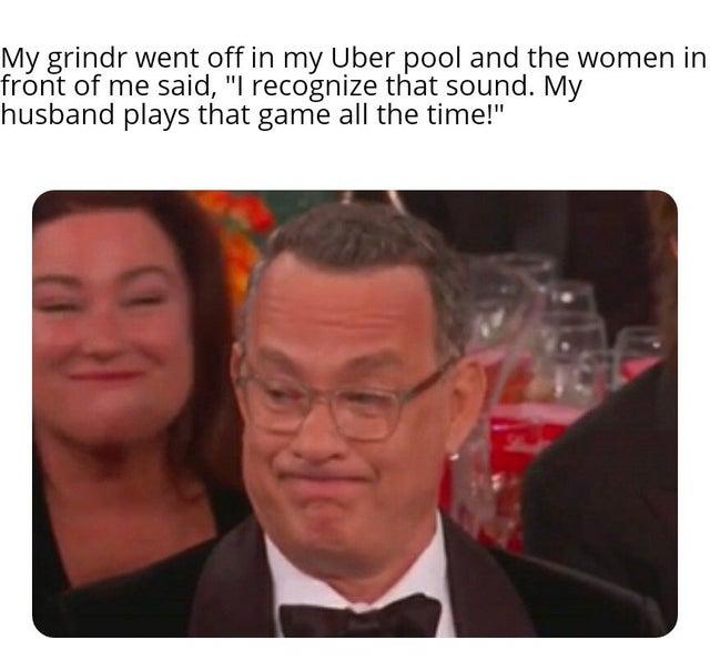Tom Hanks Meme Golden Globes