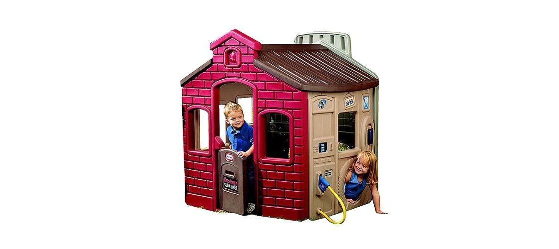 Little Tikes Town Playhouse Build A, Little Tikes Outdoor House