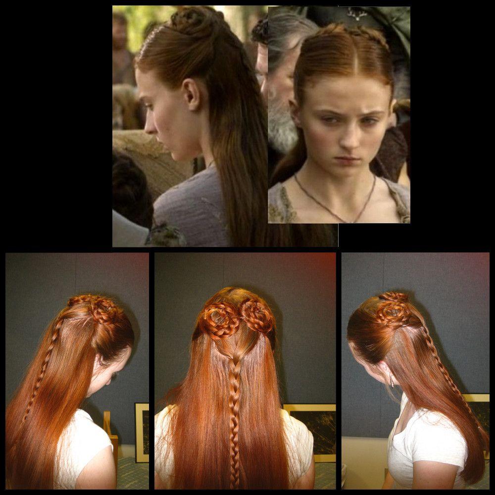Game of Thrones - Sansa's Hair