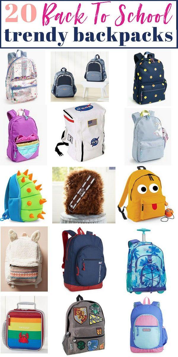 20+ trendy backpacks for back to school! | Pinterest