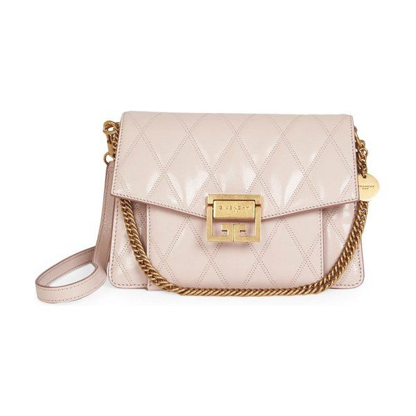 cd8c1a8e09 Givenchy small gv3 quilted leather bag.  givenchy