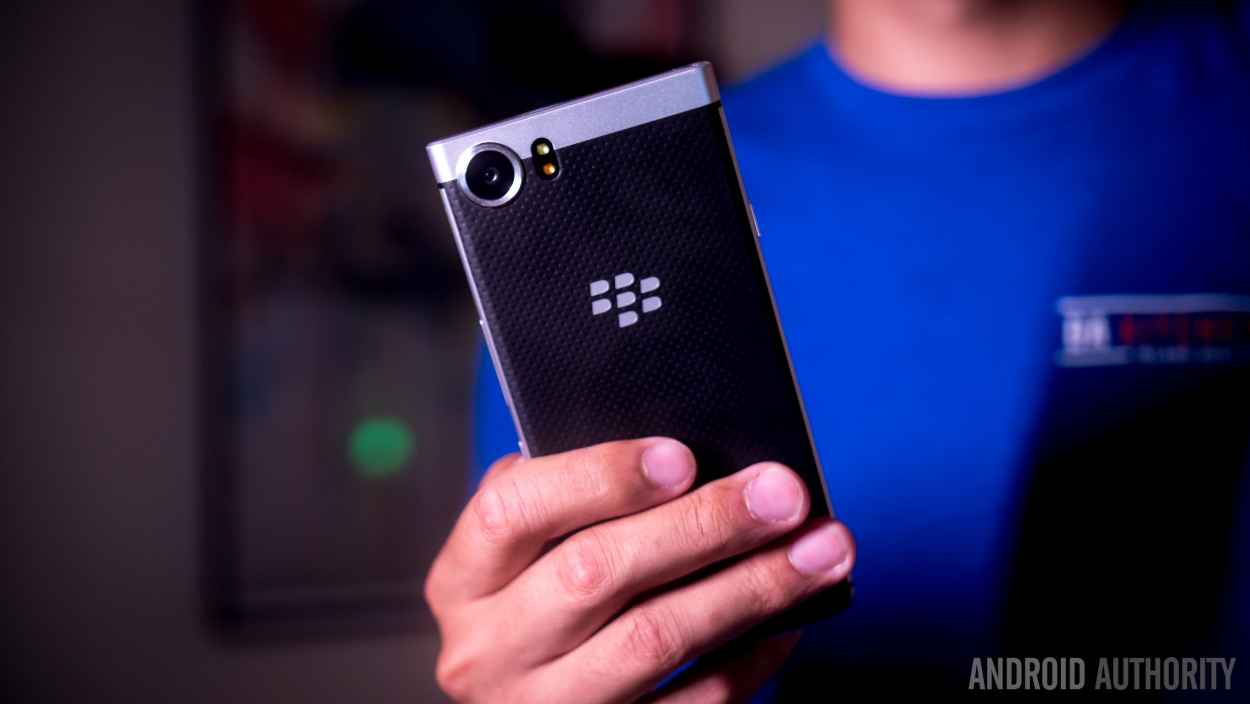 BlackBerry to announce its own version of secure Android OS | Verdis
