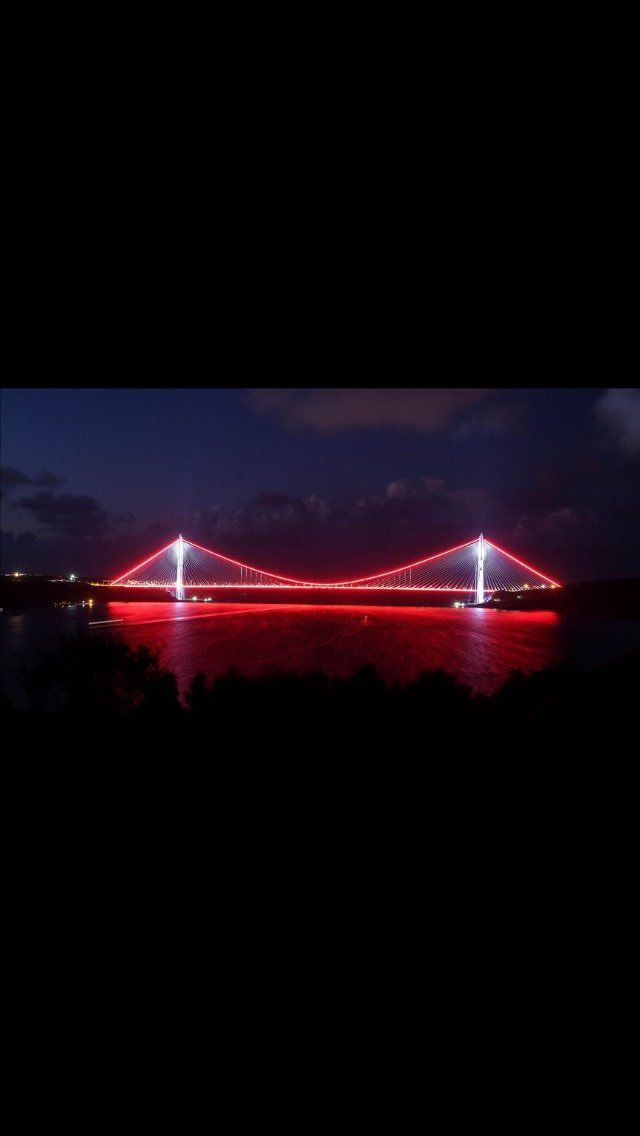 RT @ayhan_karahan: Bugun Yavuz Sultan Selim Köprüsünden geçmek nasip oldu Köprü iki kıtayı birleştirdi bizlerde gönülleri birleştirelim https://t.co/mS6axQENJE