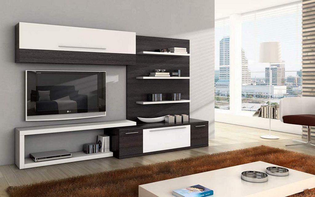 Mueble de television minimalista buscar con google - Mueble salon minimalista ...