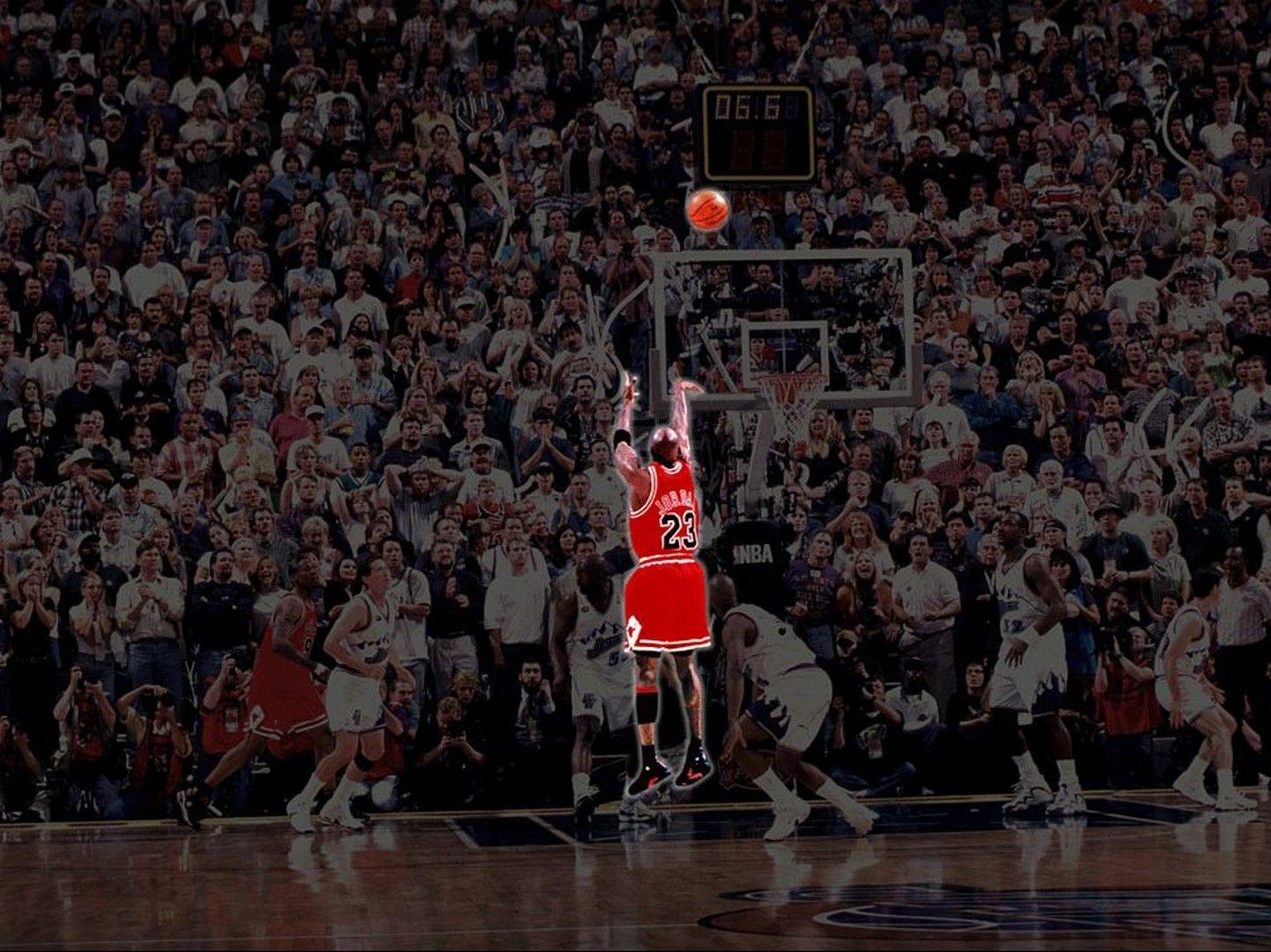 Michael Jordan The Shot Michael Jordan Last Shot Michael Jordan Michael Jordan Last Game