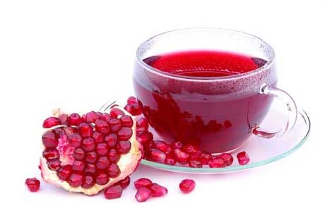 Photo of Pomegranate Orange Spice Tea