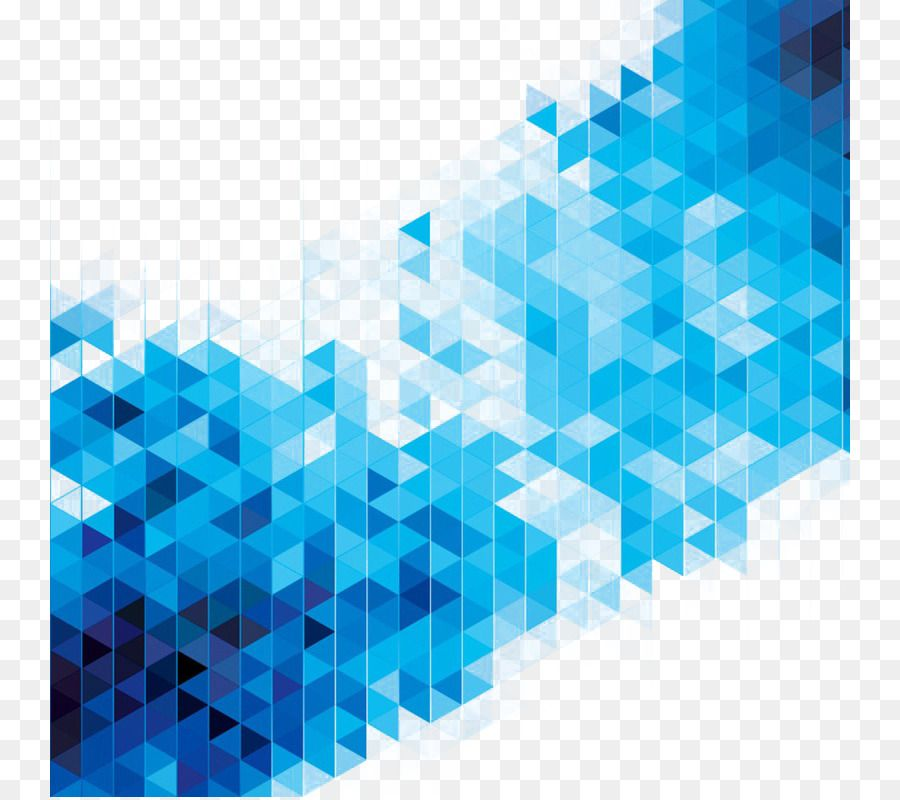 Abstract art blue geometry stock illustration science fiction elements design background also rh pinterest
