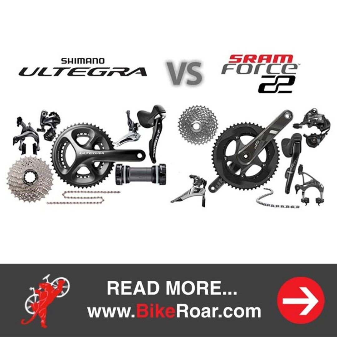 Shimano Ultegra Vs Sram Force 2015 Push Bikes Road Cycling Road Bike