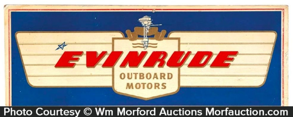 Antiqueadvertising Com The Free Antique Price Guide Outboard Outboard Motors Antiques
