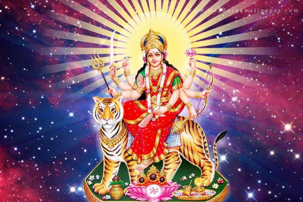 Maa Durga Image Full Hd Durga Maa Durga Images Durga