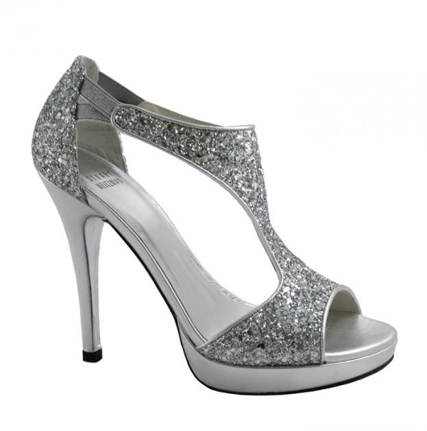 f20544a4ee7 Silver heels Fab Shoes