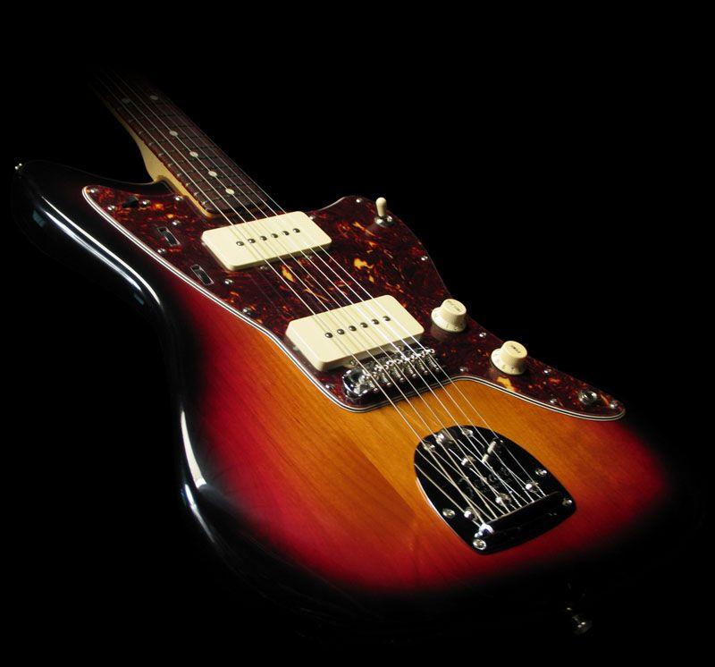 Fender American Vintage '62 Jazzmaster Electric Guitar 3-Tone Sunburst