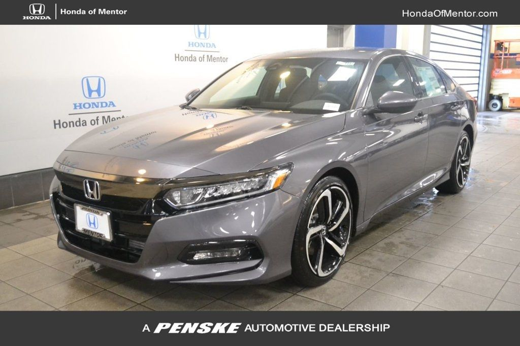 Honda Accord Sport 2.0t in 2020 Accord sport, Honda