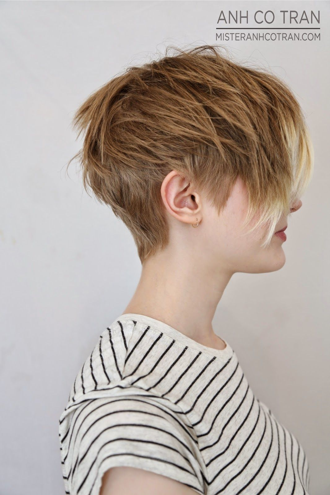 Short Hair Saturday Cutstyle Anh Co Tran Appointment Inquiries