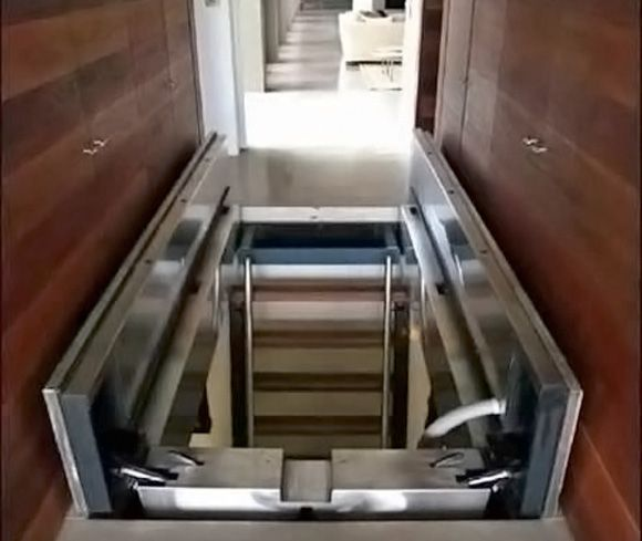 Technokontrol Military Bunkers Panic Rooms Secret