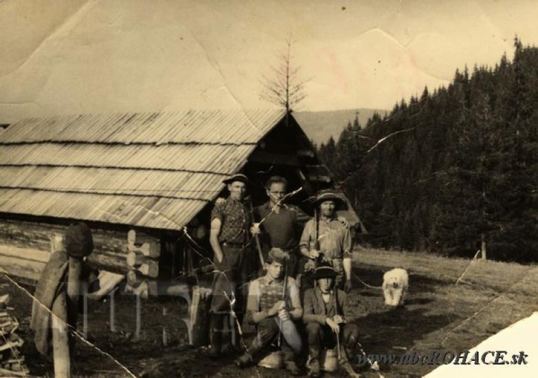 AbcRohace.sk - Staré foto - Pastierstvo