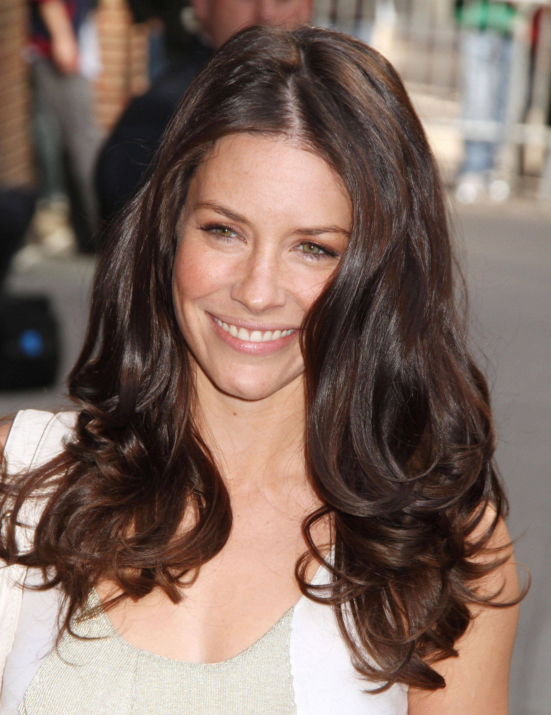 Evangeline Lilly Tied Up