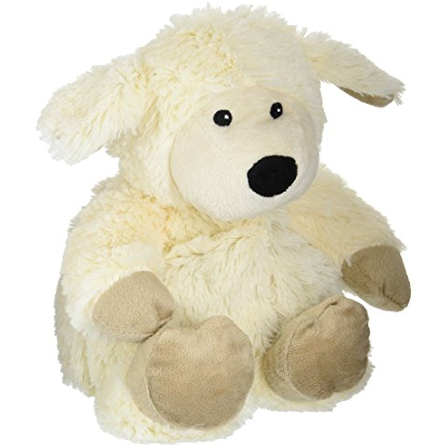 Intelex Cozy Microwaveable Plush, Sheep * For more