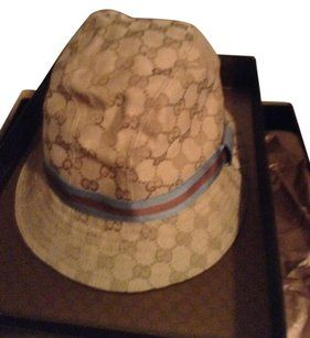 fef12d0a0b9 Gucci Gucci fedora unisex hat
