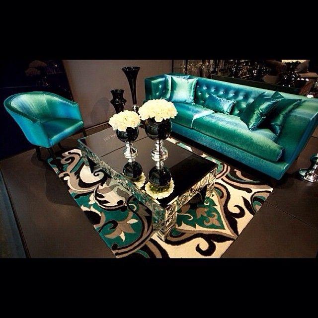 كنب مجلس جلسة صالة ديوانية مودرن ذوق ديزاين أثاث ديكور غرفة تنسيق ترتيب تزيين رايق كشخة ذهبي رمادي أريكة كر Decor Beautiful Homes Furniture