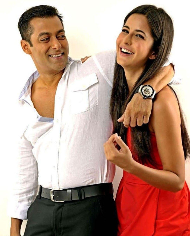 Salman Khan And Katrina Kaif Salman Khan Ek Tha Tiger Katrina Kaif
