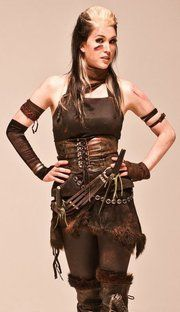 Bands metal female viking Thrills and