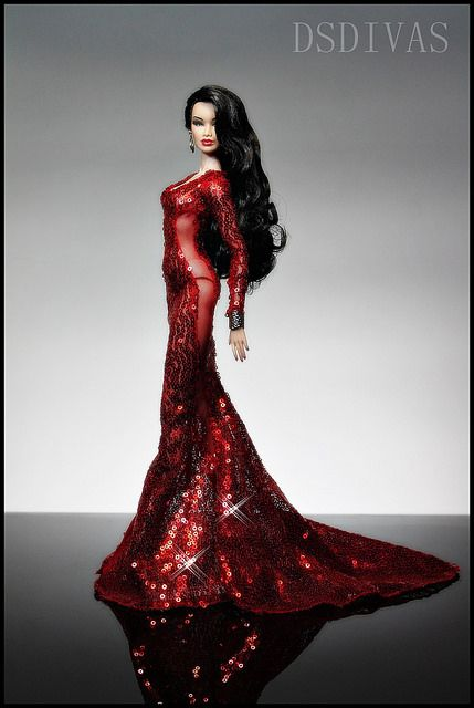 Kyori Sato in Sparkles Diana Collection by Karlo Perez direct sales ...