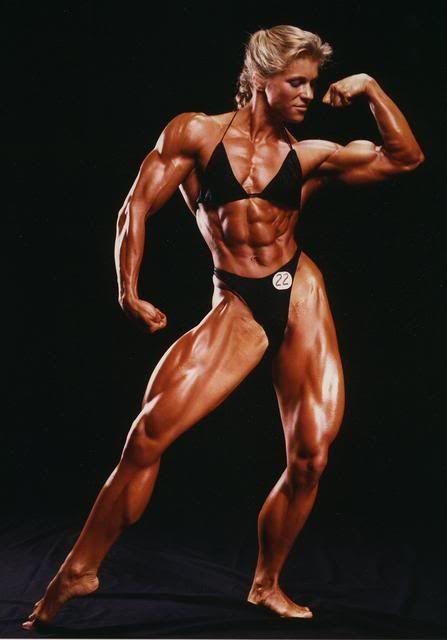 Anja Langer | Anja Langer | Pinterest | Physique, Muscles