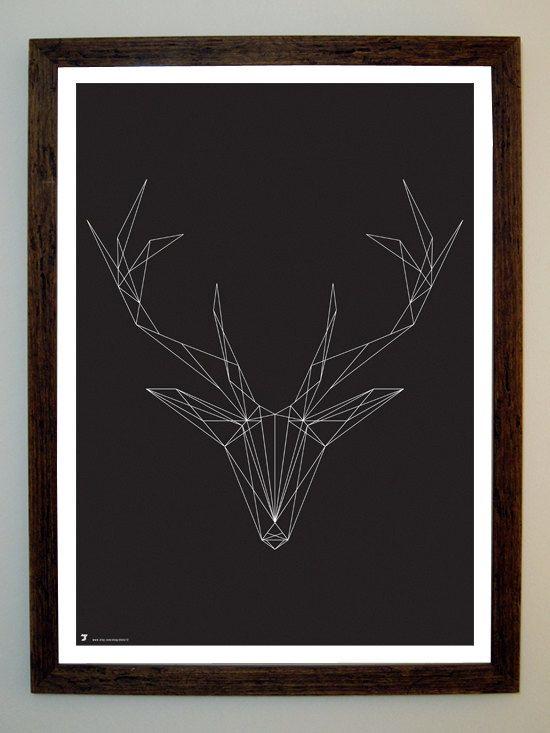 could do with string cerf pinterest deco bricolage et art. Black Bedroom Furniture Sets. Home Design Ideas