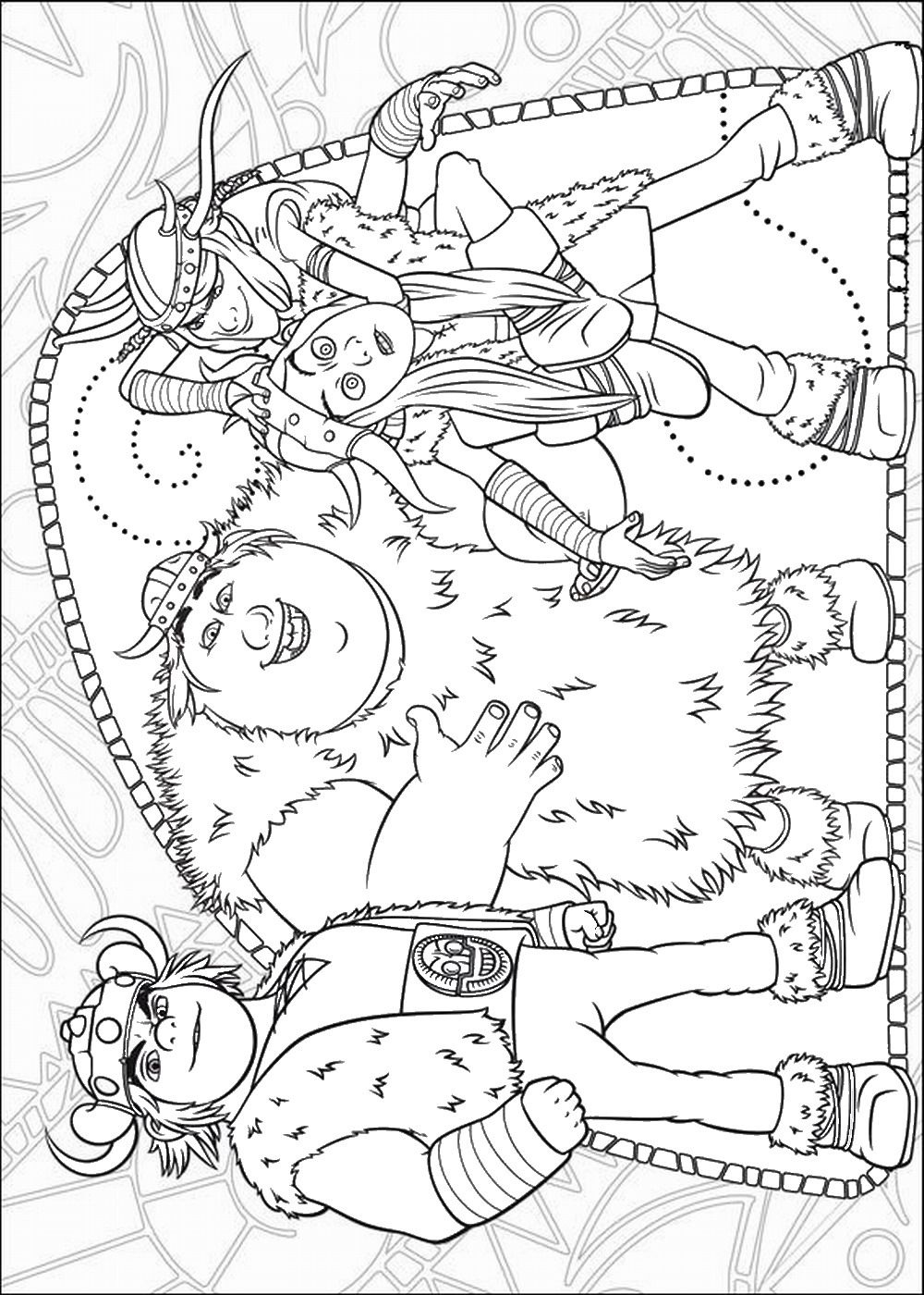 how to train your dragon coloring pages  ausmalbilder