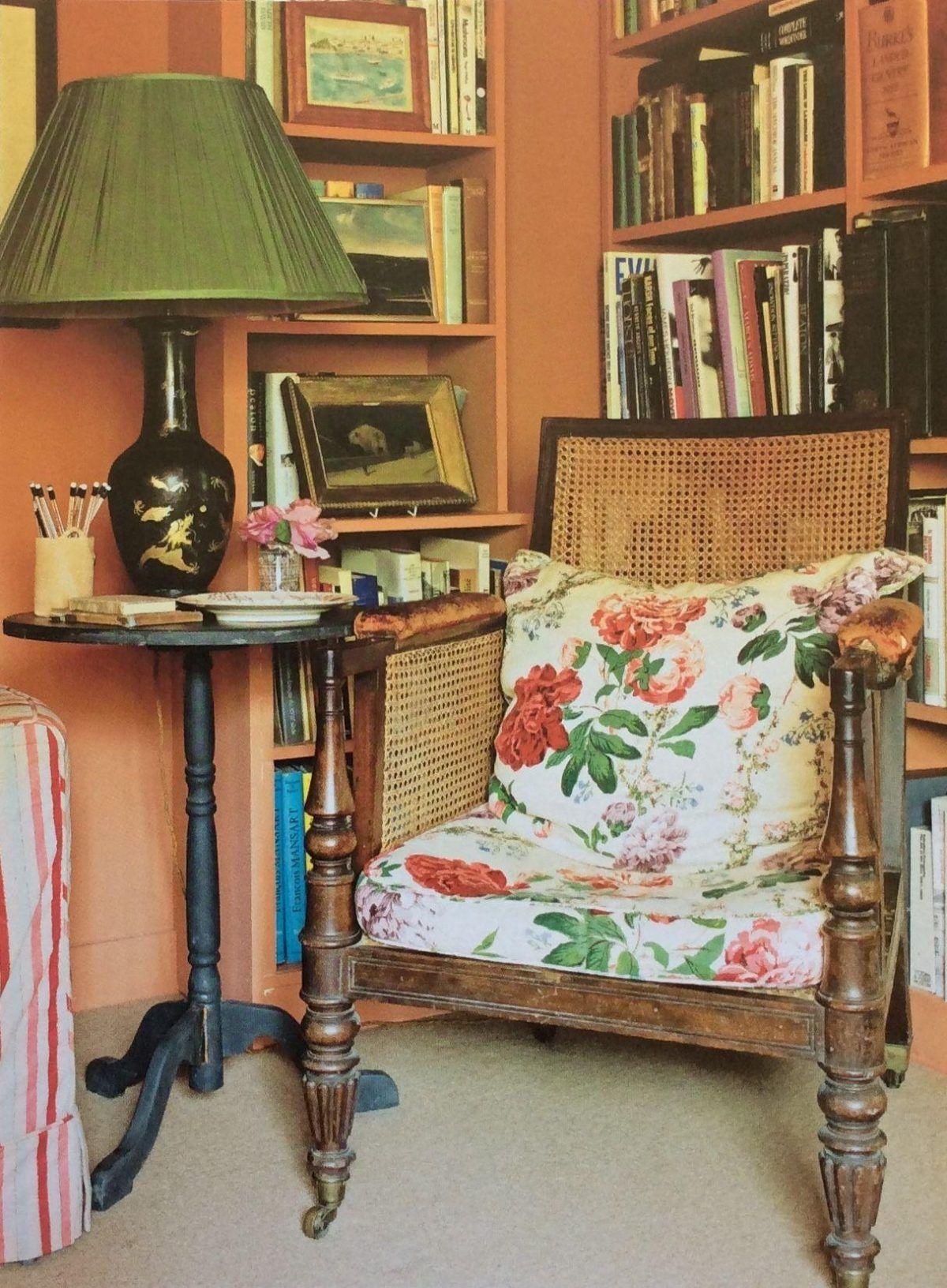 Book Review Decor, English interior design, Nicky haslam