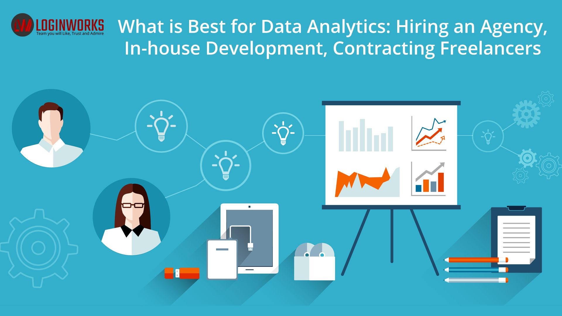 What Is Best For Data Analytics Hiring An Agency In House Development Contracting Freelancers Data Analytics Development Agency