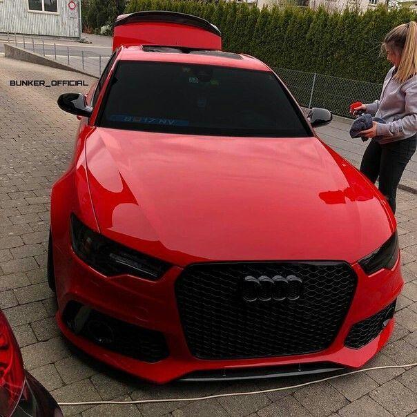 Audi RS6 - RS6   - Ridez -