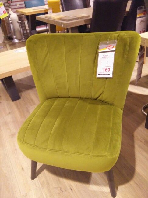Olive green chair