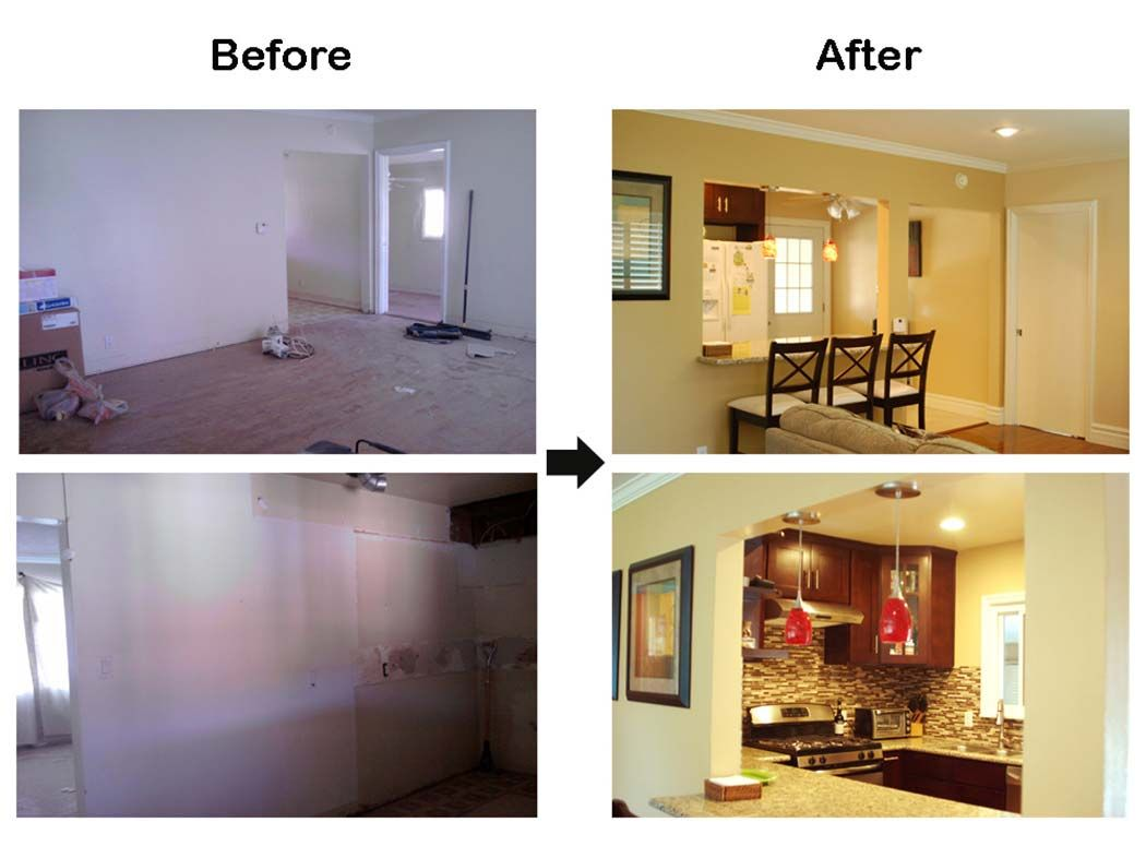 Beautiful Before And After Decorating Ideas - Decorating Interior ...