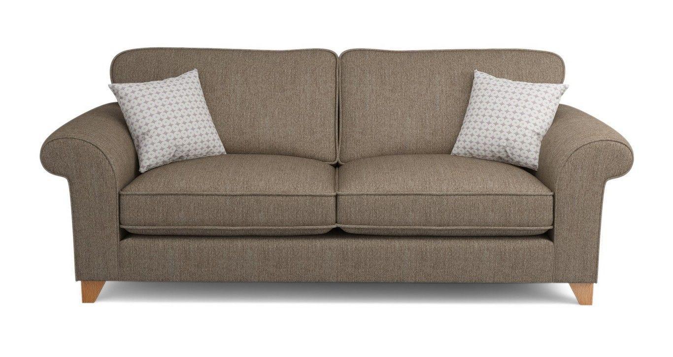 angelic 3 seater sofa dfs sofas sofa living room 3 seater sofa rh pinterest com